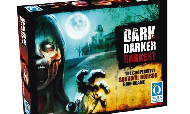 Board Game Review: Zombie Boredom With 'Dark Darker Darkest'