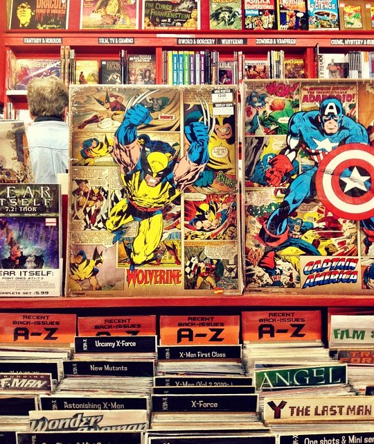 Where Do I Start? A Guide to Your Comic Book Shop Questions