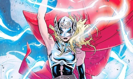 Going Under the Thunder with Russell Dauterman at Wondercon