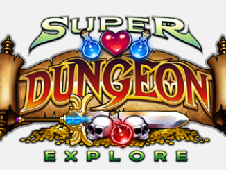 Super Dungeon Explore Logo - Soda Pop Miniatures