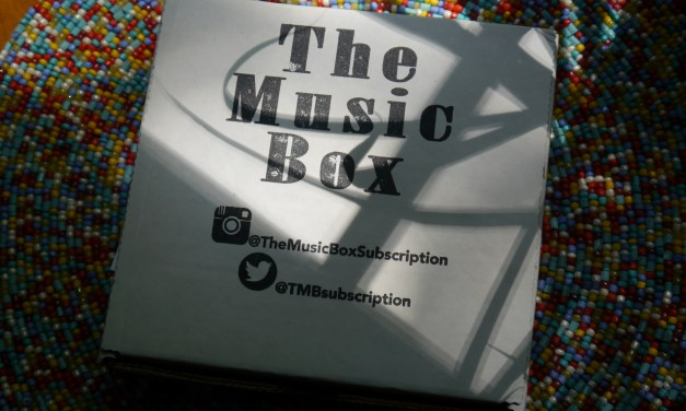 "Unboxing the Music (Video): ""The Music Box"" Subscription"