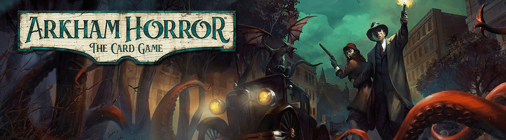 Game Review of Arkham Horror: The Card Game
