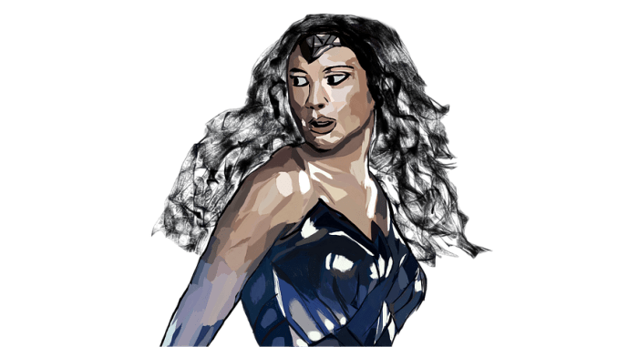 wonder woman by bavillo13 pixabay