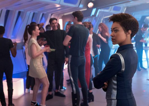 As Days Go, This Is A Weird One – Review of Star Trek: Discovery, Episode 7