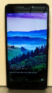 Infinix Note 4 Front
