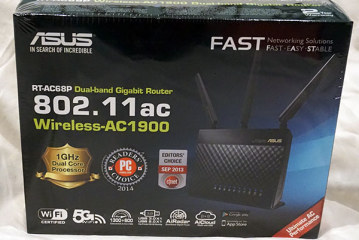 ASUS RT-AC68P AC-1900 Wireless Router Review