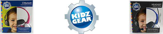 Kidz Gear Kid-Friendly Wireless and Wired Headphones Review