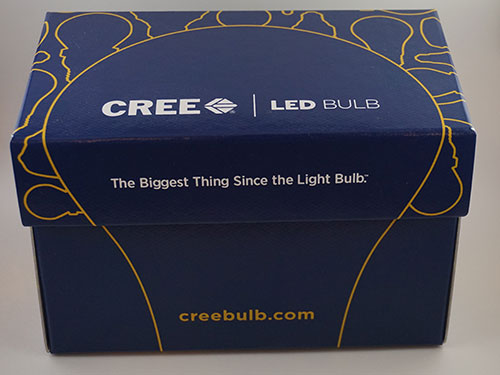 Cree Connected LED Bulb Works with WINK Hub