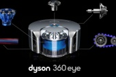 Dyson 360 Eye Robot Vacuum Unveiled As Most Powerful in World