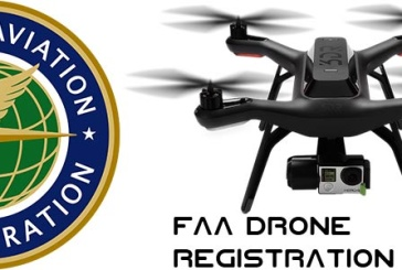 FAA Creates 25-Member Drone Task Force for Drone Registration Policy