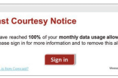 Comcast Enforcing Caps of 300GB Forcing Users To Pay More For Data