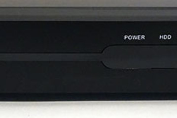 FunLux 4 Channel HD Video sPoE NVR Security System