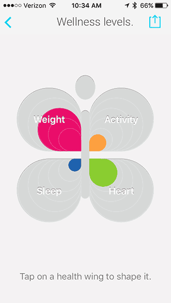 Withings Smart Body Analyzer - Progress
