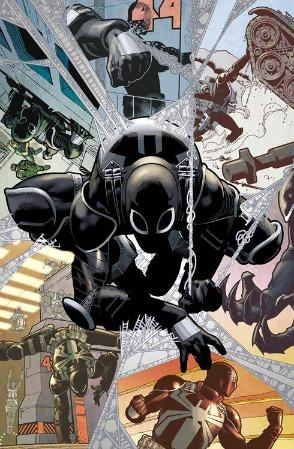 Agent Venom !