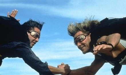 POINT BREAK remake begins production