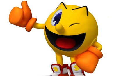 Pac-Man Joins Smash Bros WiiU & 3DS