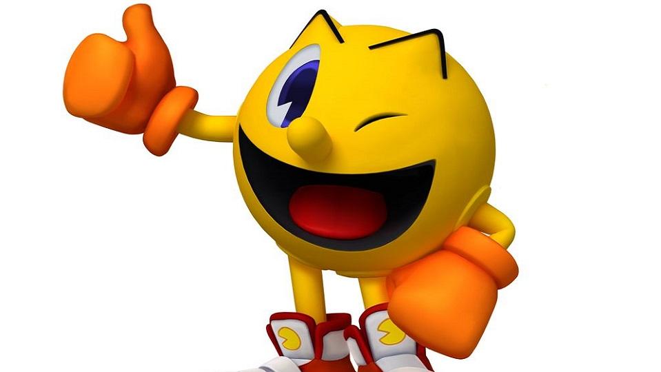 Pac-Man Joins Smash Bros WiiU & 3DS