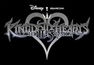 Kingdom Hearts HD 2.5 ReMIX trailer