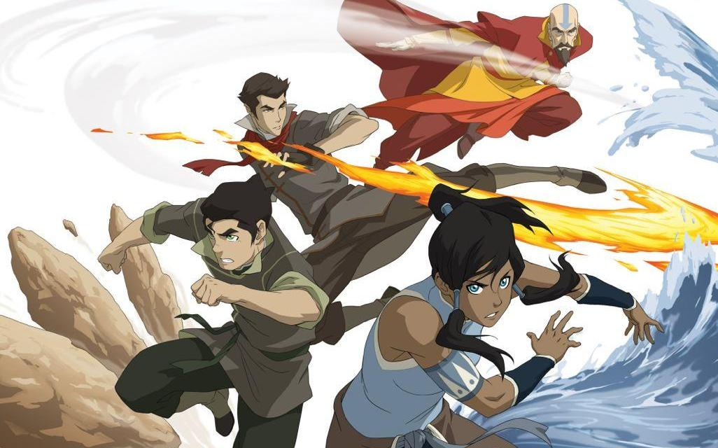 Legend of Korra: Book 3 trailer