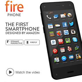 Amazon Fire Announcement