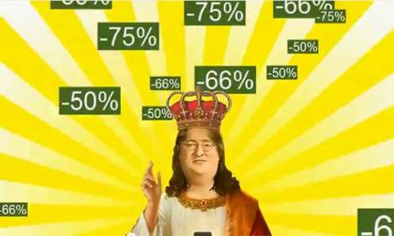 The Steam Summer Sale Has Begun.