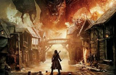 The Hobbit: Battle of The Five Armies Teaser Trailer