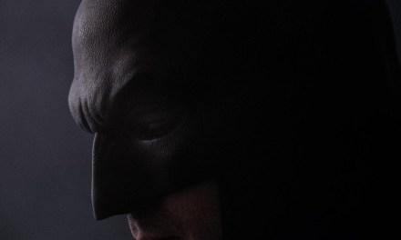 New Batman Image Surfaces at San Diego Comic Con