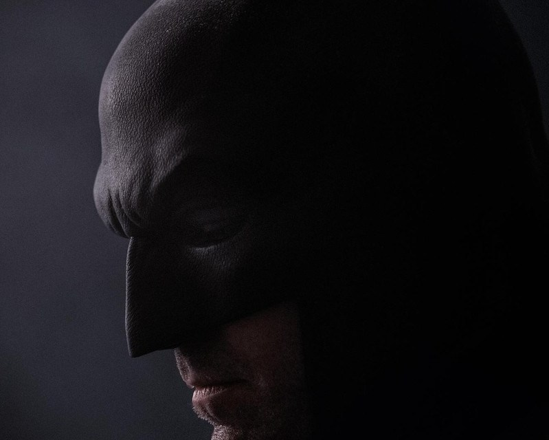 New Batman Image Surfaces at San Diego Comic Con