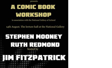 NGI Comic Book Workshop Review