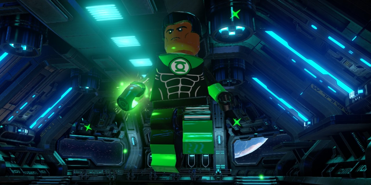 New LEGO Batman 3 Characters and Level Unveiled at Gamescom