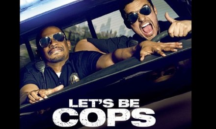 LETS BE COPS Movie Review