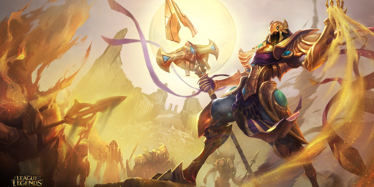 Azir: The Emperor of the Sands