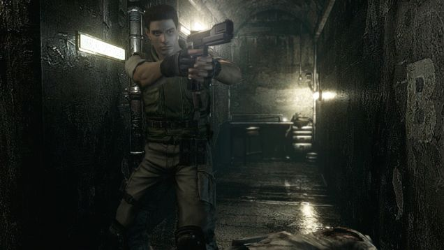 Resident Evil Getting A HD Remake