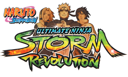 NARUTO SHIPPUDEN ULTIMATE NINJA STORM REVOLUTION IN STORES NOW!
