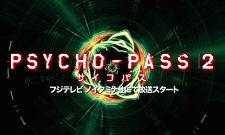 Psycho-Pass 2 Promo video