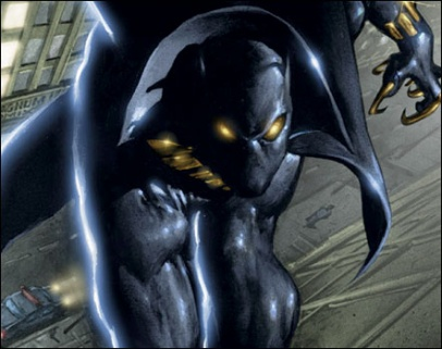 Black Panther Movie Announced