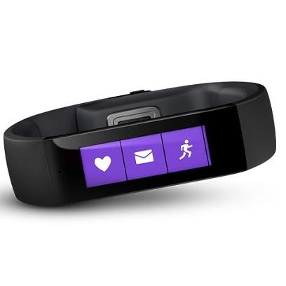 Microsoft Band: A New Wearable