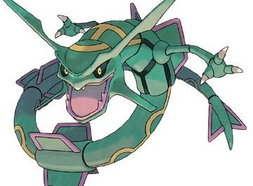 Pokémon Omega Ruby & Pokémon Alpha Sapphire: Mega Rayquaza