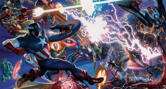 The Marvel Universe Comes To An End In May 2015