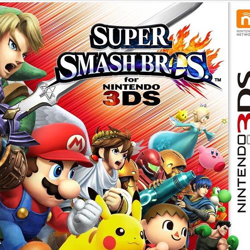 Super Smash Bros. 3DS Review