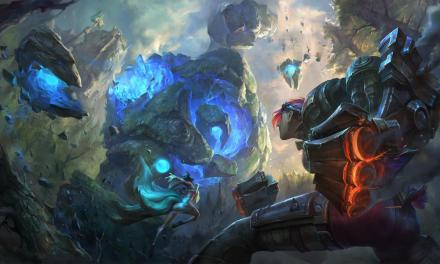 New Summoners Rift approaches public beta