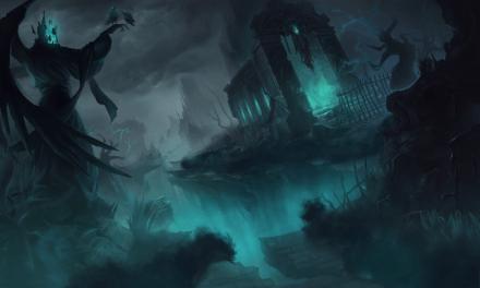 League of Legends: Harrowing Login Screen 2014
