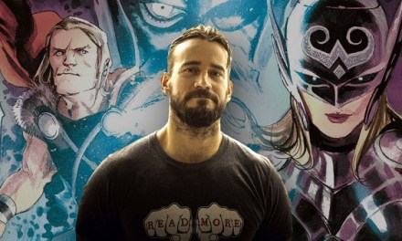 CM Punk Writing For Marvel