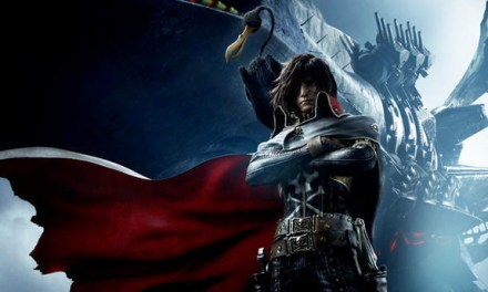 Review: Space Pirate Captain Harlock