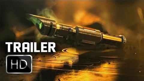 Star Wars VII – The Force Awakens Trailer