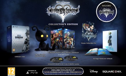 KINGDOM HEARTS HD 2.5 ReMIX COLLECTOR'S EDITION ANNOUNCED
