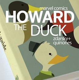 Howard The Duck Comic Announced