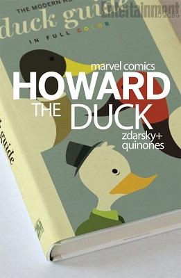 Howard The Duck Comic Announced