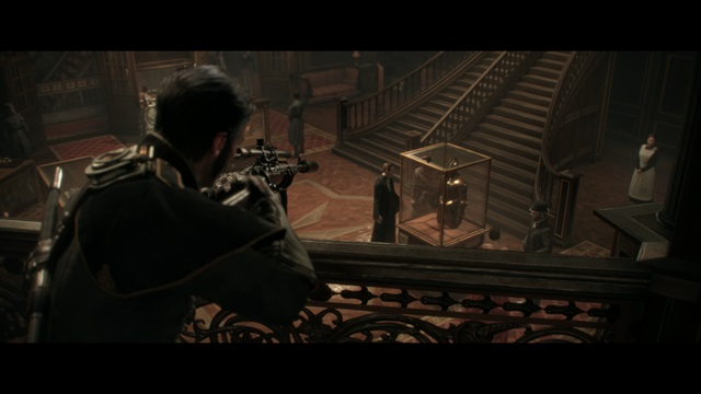 Preview: The Order: 1886