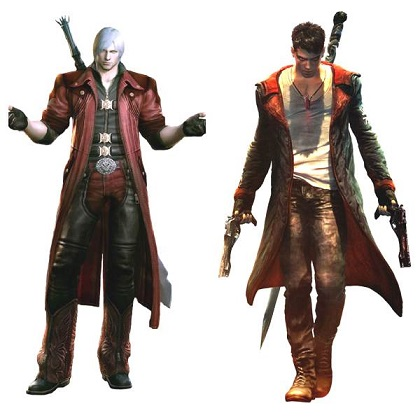 DmC Definitive Edition and Devil May Cry 4 Special Edition Announced
